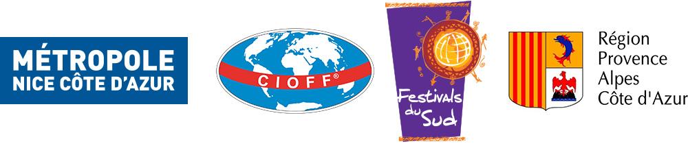 Logos des partenaires du festival